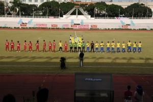 Kaya FC and Global FC