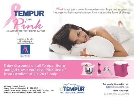 Tempur+Ad