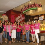ICanServe Cebu Chapter members at Gelatissimo in SM City Cebu
