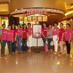 ICanServe Cebu Chapter members at Gelatissimo in Ayala Center Cebu