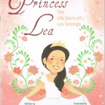 The cover of Princess Lea