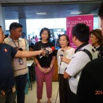 ICanServe officials being interviewed