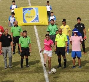 ICanServe Football Invitational 19 Sept 2011
