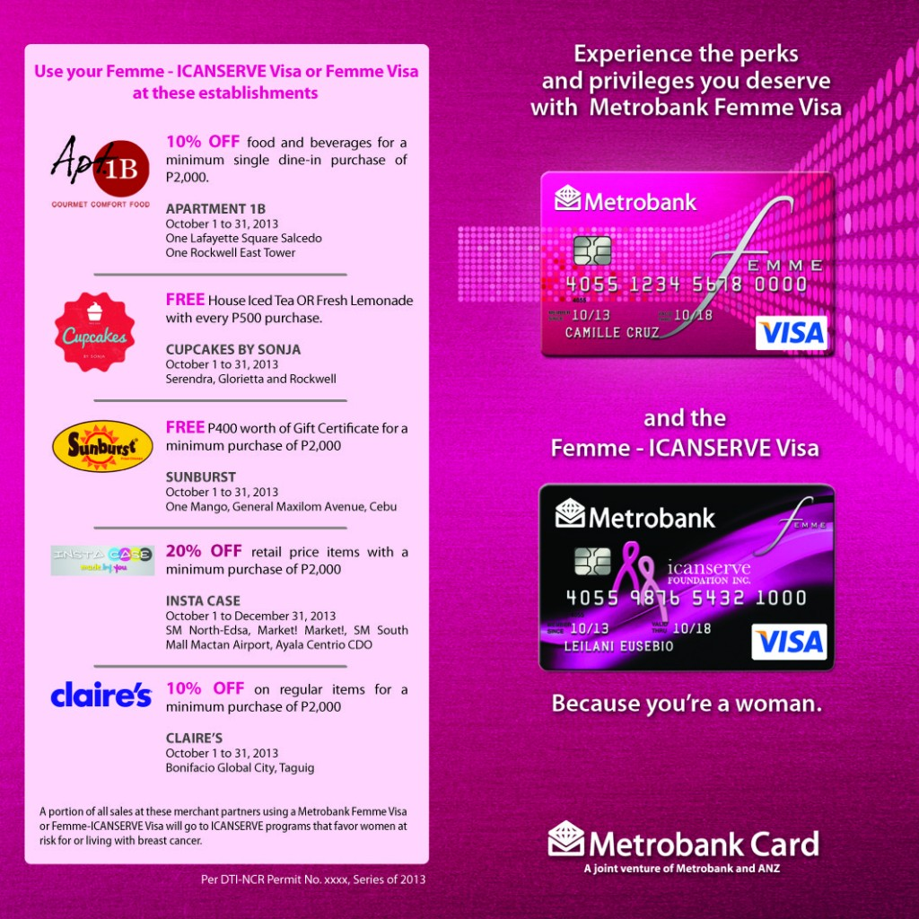 2013 Metrobank  ICS Credit Card FEMME brochure-01