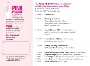 Pink Positive Program