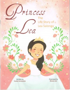 princess lea cover