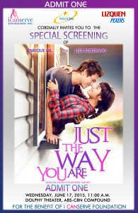 just the way you are_ICS