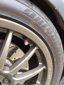 bridgestone tire valve caps3 2016